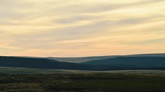 Sunset over Dartmoor National Park time lapse (Ian Redding) Tags: sunset dartmoor dartmoorforest sheep flock dusk evening devon england uk britain wilderness naturalbeauty nature misty fog setting sun sky moorland forest trees clouds night mountains hills beauty peaceful cold timelapse