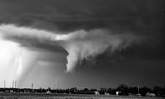 1st Storm (Axiz Photography) Tags: tornado weather nature oklahoma ada storm stormchaser rain hail lightning