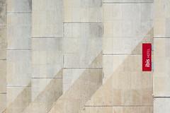 Ibis Hotel (on Explore) (Jan van der Wolf) Tags: map15997vv architecture architectuur red redrule rood lines lijnen montpellier concrete composition compositie building hotel gebouw