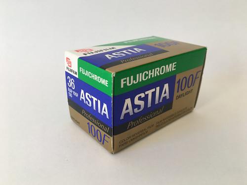 Fuji Astia 100F RAPIII