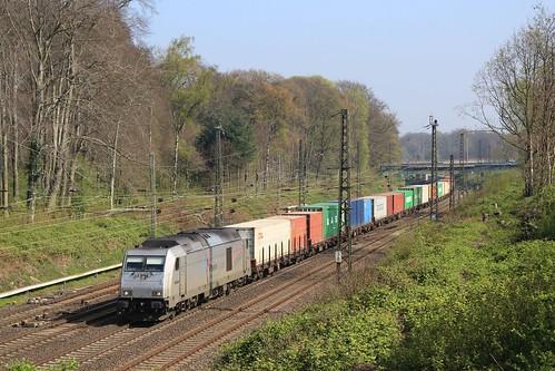 RheinCargo DE 805 / 285 116