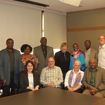 Leading Africanists, 2013 AASP (Association of African Studies Programs), in Washington, DC