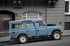 No Better (4oClock) Tags: carsinnewzealand nikon newzealand nz15 2015 car vehicle worldcars auckland landrover streetparking british stationwagon seventies blue wellused onecarefulowner historic classic legendary 70s