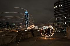 Sparks Fly 2 (Claymore55) Tags: lightpainters london meetup nikond750 steelwoolspinninglightpainting