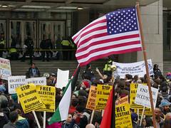 Support Palestine Protest AIPAC 2017 (Susan Melkisethian) Tags: protest protesters police palestine israel netanyahu boycott bds apartheid march humanrights aipac gaza occupation washington washingtondc whitehouse arrest civildisobedience