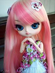 Petite Fleur (♪Bell♫) Tags: victorine valentine flour de petit dal loa pink girl groove doll