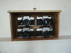 Praktischer (QQ Vespa) Tags: praktica pentacon tl l slr spiegelreflex beroflex vintage analog kamera camera meyeroptik domiplan görlitz nova ddr ltl mtl mtl5b lb presenta