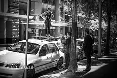 HML09547 (h.m.lenstalk) Tags: monochrome m typ 246 noctilux 50mm f095 oz aussie australia australian street sydney noctiluxm 50 095 black white people urban life city 109550 asph leica