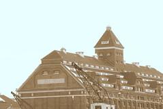 Westfafen (thausj) Tags: berlin moabit westhafen hafen deutschland germany industriedenkmal industrialmonument