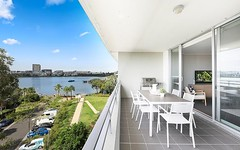 412/3 Amalfi Drive, Wentworth Point NSW