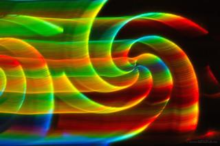 spiral blur