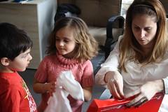 Féte à Émy (4 ans) (felix.gravel) Tags: famille parrain marraine