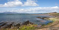 Seamill beach towards Arran #2 (Don McDougall) Tags: donmcdougall don scotland coast coastal ayrshire landscape westkilbride seamill shore arran isleofarran beach