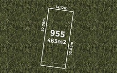 Lot 955, Union Street, Clyde North VIC