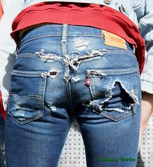 jeansbutt11361 (Tommy Berlin) Tags: men jeans butt ass ars levis