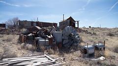 Goldfield Windmill (joeqc) Tags: windmill goldfield esmeralda county nevada nv canon 6d ef24105f4l forgotten abandoned