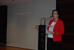 La delegada de la Junta presentó el documental (almeriainformacion) Tags: cine documental la fosa borrada del sur memoria histórica almería museo de