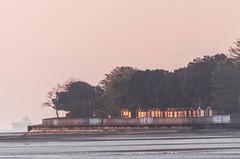 DSF_1050.jpg (alfiow) Tags: appley ashey beach beachhut bradingdown misty ryde seafront sunrise