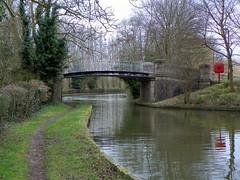 GOC Milton Keynes 049: Grand Union Canal (Peter O'Connor aka anemoneprojectors) Tags: 2017 bridge buckinghamshire canal england gayoutdoorclub goc gocmiltonkeynes gocmk grandunioncanal kodakeasysharez981 miltonkeynes mkgoc oldwoughton outdoor water z981 kodak uk