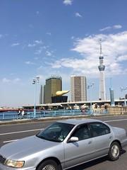 Asakusa (walking.biking.japan) Tags: tokyo taitoku river