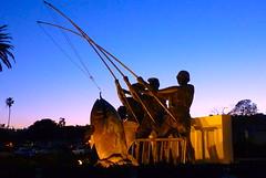 Tunaman's Memorial, Shelter Island, San Diego, Calif. (wolfmanradio) Tags: sandiego shelterisland tunamans memorial franco vianello