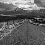 Road to Glenbrittle, Skye, Scotland thumbnail
