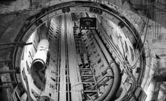 pre-metro tunnelbouw Antwerpen (peter.velthoen) Tags: antwerpen premetro tunnel schildmethode koninginastridplein carnotstraat glückauf neg12624 film nikkorf14 nikkormat nikkormatft2 amaloco ilfordfp4 monochrome petervelthoen