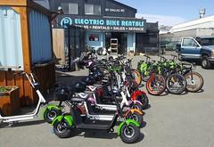 Ogden Point Electric Bike Rentals (Bill 2.7 Million views) Tags: ogdenpointelectricbikerentals bikerentals bicyclerentals electricbicycles rentals bicycles fatbike pedal ebike assist pedego