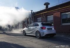 A45 AMG-10 (Peter Mosoni | Photography) Tags: mercedes mercedesbenz automotive cars canon carsofflickr a45 mbphotos mbcars automotivephotography petermosoni