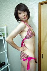 IMGP5297[1] (kisaki inao) Tags: crossdresser swimsuit