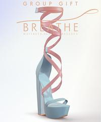 [BREATHE]-Lola Heels-GIFT (Daisa Admiral) Tags: breathe secondlife gift mesh heels free