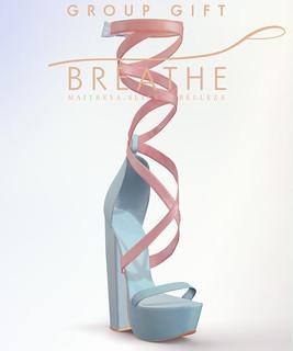 [BREATHE]-Lola Heels-GIFT