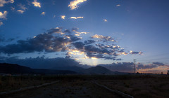 Atardecer-Tenango del Valle México (alanmartínez) Tags: sunset atardecer canon canoneos60d clouds nubes nature naturaleza hills mountain volcano xinantécatl méxico sky blue cielo panoramic panorámica paisaje landscape airelibre ngc