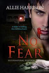No Fear (CoverReveals) Tags: romanticsuspense horror paranormal