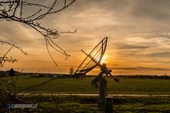 Sundowner (Carismarkus) Tags: abandonedplace antenne et lostplace outerspace radar radarstation urbex