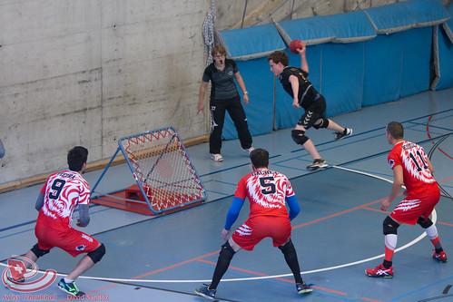 Val-de-Ruz Flyers - Meyrin Panthers : Coupe suisse 2017 - Finale