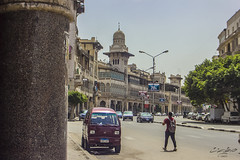 شارع إبراهيم اللقاني (Tarek Ezzat) Tags: مصر القاهرة الجديدة هليوبوليس البارون إمبان cairo egypt heliopolis street baron empain lens revuenon 35105mm m42 canon camera 600d إبراهيم اللقاني شارع