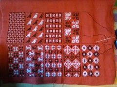 IMG_20170408_194723 (Kaleidoscoop) Tags: vakjeperweek embroidery borduren