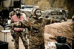 """Mācībās """"Summer Shield XIV"""" demonstrē plaša spektra kaujas atbalsta spējas (Latvijas armija) Tags: latvia adazi nato ādaži latvija summershield mortar combatsuport bundeswehr 10thcab usarmyeurope useucom usarmy ah64 apache karavīrs bulgaria"""