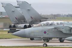 (scobie56) Tags: panavia tornado gr4 xv 15 reserve squadron raf royal air force lossiemouth lossie moray scotland