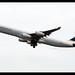 A340-313 | Cathay Pacific | B-HXJ | HKG