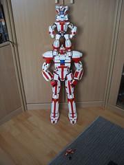 Mech Stack (Śląski Hutas) Tags: lego bricks moc mechs scifi futuristic polska poland hussar