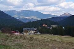 DSC_0175 (jirikoo) Tags: slovakia countryside country saffron road hairpin mountain tatra folklore train meadow walley hill church village europe czechoslovakia stream dam