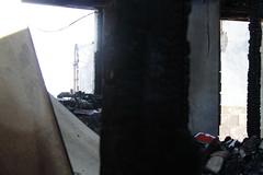HausBrand058 (hgyx) Tags: feuer brand zerstörung erkalten spuren