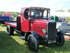 vintage lorry - Vulcan - Fosse Way Haulage (rossendale2016) Tags: haulage way fosse vulcan wagon lorry vintage
