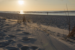 sunset (=Mirjam=) Tags: nikond750 texel smitinbeeld workshop northsea eveninglight sunset beach sand light april 2017