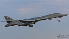 USAF Rockwell B1B Lancer 85-0089_-2 (benji1867) Tags: united states air force royal raf fairford nato days ostrava ample strike 16 2016 avgeek avporn aviation bomb bomber aircraft bombardment fly flight flying canon 7d2 usaf rockwell b1b lancer 850089 489th group 307th wing afrc reserve command