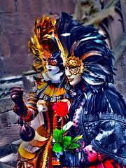 De Venise à Saverne 2017  28/40 (Izzy's Curiosity Cabinet in Venice Mood) Tags: venise venezia venice venedig fééries vénitiennes à la cour de saverne costumes masques costumés costumed défilé 2017