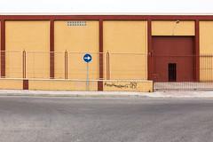 Torrevieja, Alicante (Pascal Heymans) Tags: alicante espagne españa facade fassade fotokunst mauer mur muur orihuelacosa spain spanien spanje torrevieja wand contemporarylandscape fachada façade gevel industrieterrein pared photo photography sociallandscape urban urbanlandscape wall es canoneos6d pascalheymans