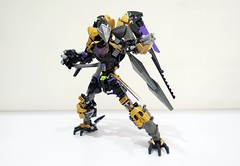 karas04 (chubbybots) Tags: lego mech bionicle herofactory chima
